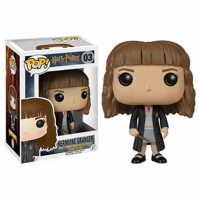Figurine Harry Potter Funko POP! Hermione Granger 10cm