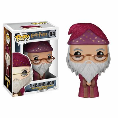Figurine Harry Potter Funko POP! Albus Dumbledore 10cm