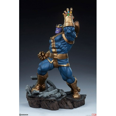 Statue Avengers Assemble Thanos Modern Version 58cm