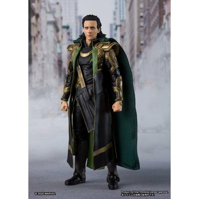 Figurine Avengers S.H. Figuarts Loki 15cm