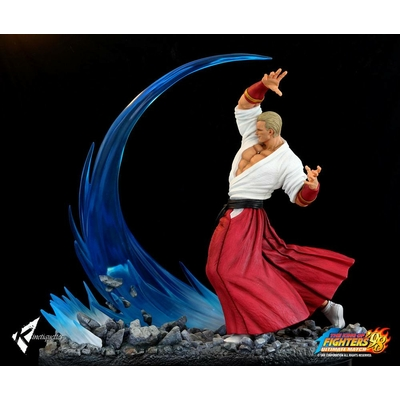 Diorama The King Of Fighters '98 Ultimate Match Geese Howard 62cm