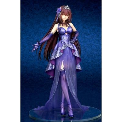 Statuette Fate Grand Order Lancer Scathach Heroic Spirit Formal Dress Ver. 25cm
