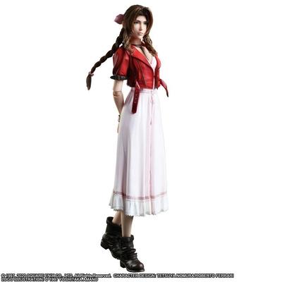 Figurine Final Fantasy VII Remake Play Arts Kai Aerith Gainsborough 25cm