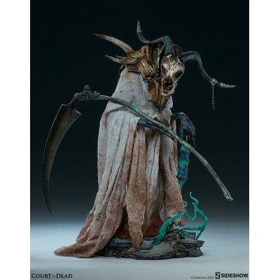 Statuette Court of the Dead Premium Format Shieve The Pathfinder 48cm
