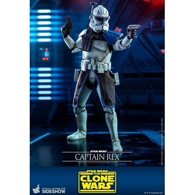 Figurine Star Wars The Clone Wars Captain Rex 30cm