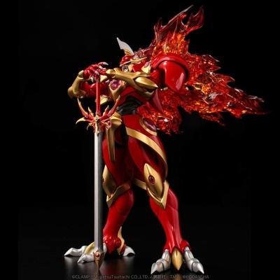 Figurine Magic Knight Rayearth Diecast Riobot Rayearth 18cm