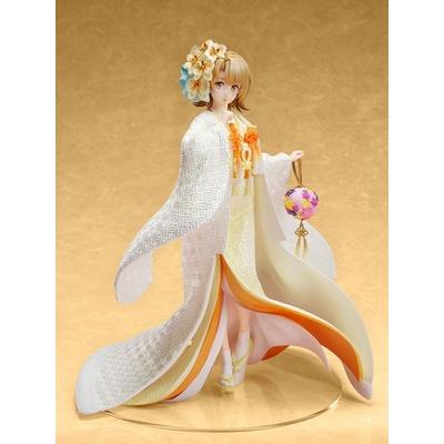 Statuette My Teen Romantic Comedy SNAFU Climax Iroha Isshiki Shiromuku 24cm