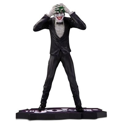 Statuette The Joker Clown Prince of Crime The Joker by Brian Bolland 19cm