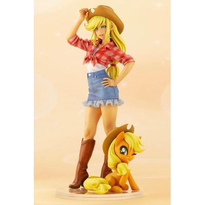 Statuette Mon petit poney Bishoujo Applejack 22cm
