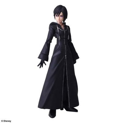 Figurine Kingdom Hearts III Bring Arts Xion 14cm