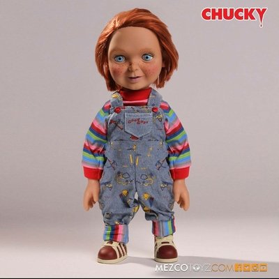 Poupée parlante Chucky Child´s Play Good Guys Chucky 38cm