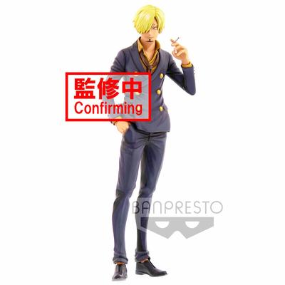 Statuette One Piece Grandista Sanji Manga Dimensions 27cm