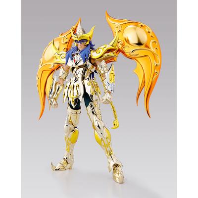 Figurine Saint Seiya Soul of Gold Milo du Scorpion Myth Cloth EX 17cm
