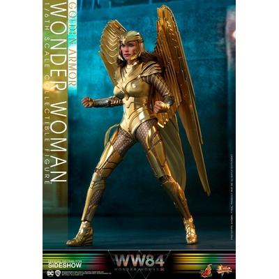 Figurine Wonder Woman 1984 Movie Masterpiece Golden Armor Wonder Woman 30cm
