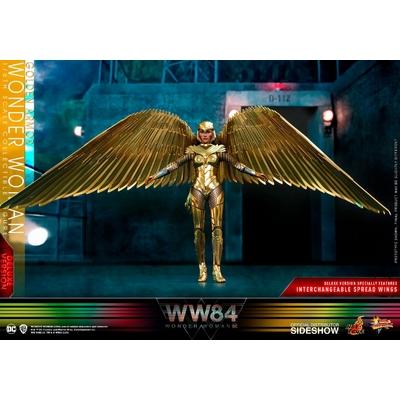 Figurine Wonder Woman 1984 Movie Masterpiece Golden Armor Wonder Woman Deluxe 30cm