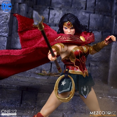 Figurine DC Comics Wonder Woman 17cm