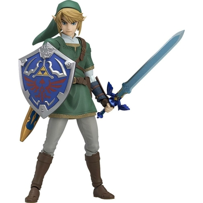 Figurine Figma The Legend of Zelda Twilight Princess Link 14cm