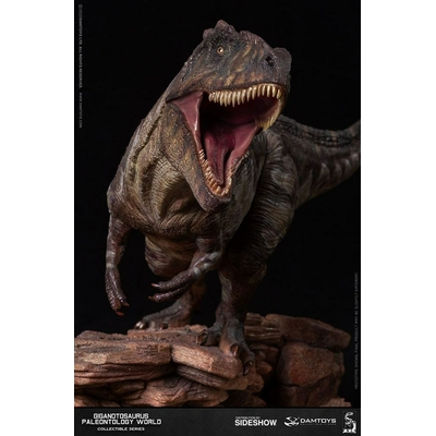 Statuette Paleontology World Museum Collection Series Giganotosaurus 32cm