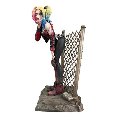 Statuette DC Comic Gallery DCeased Harley Quinn 20cm