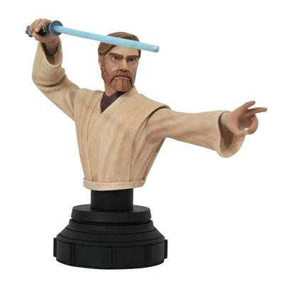 Buste Star Wars The Clone Wars Obi-Wan Kenobi 15cm