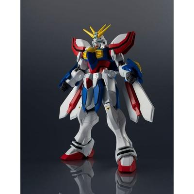 Figurine Mobile Suit Gundam Wing Gundam Universe GF13-017NJ II God Gundam 15cm