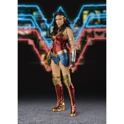 Figurine Wonder Woman 1984 S.H. Figuarts Wonder Woman 15cm