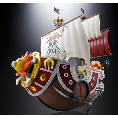 Réplique One Piece Diecast Chogokin Thousand Sunny 38cm