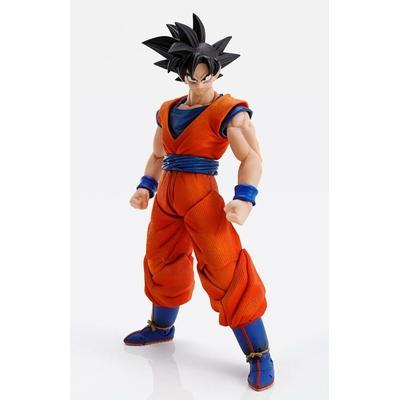 Figurine Dragon Ball Z Imagination Works Son Goku 18cm