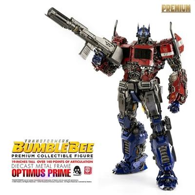 Figurine Transformers Bumblebee Premium Optimus Prime 48cm