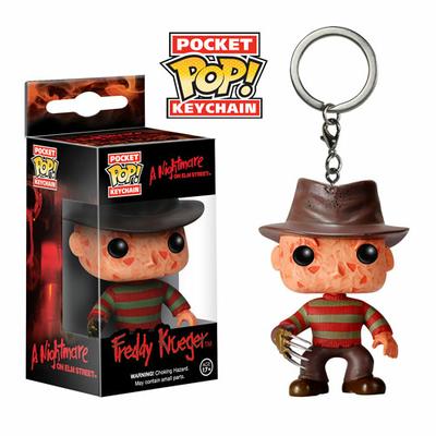 Porte-clés Freddy Krueger POP! Freddy Krueger 4cm