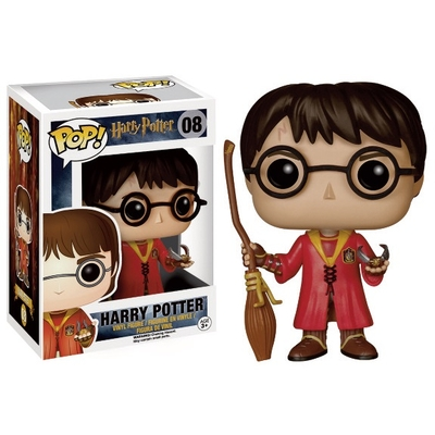 Figurine Harry Potter Funko POP! Harry Potter Quidditch 9cm