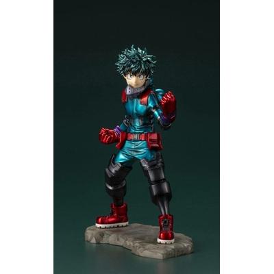 Statuette My Hero Academia ARTFXJ Izuku Midoriya Hero Fes. Limited Edition 21cm