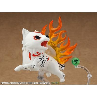 Figurine Nendoroid Okami Amaterasu 10cm