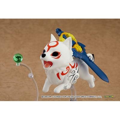 Figurine Nendoroid Okami Amaterasu DX Version 10cm