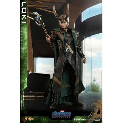 Figurine Avengers Endgame Movie Masterpiece Series Loki 31cm