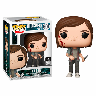 Figurine The Last of Us Funko POP! Ellie 9cm