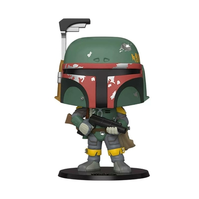 Figurine Star Wars Super Sized Funko POP! Boba Fett 25cm