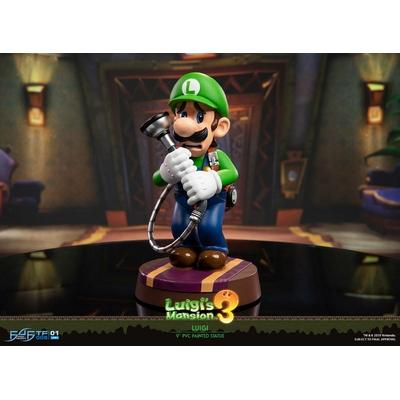 Statuette Luigi's Mansion 3 Luigi 23cm