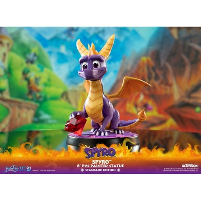 Statuette Spyro the Dragon Spyro 20cm