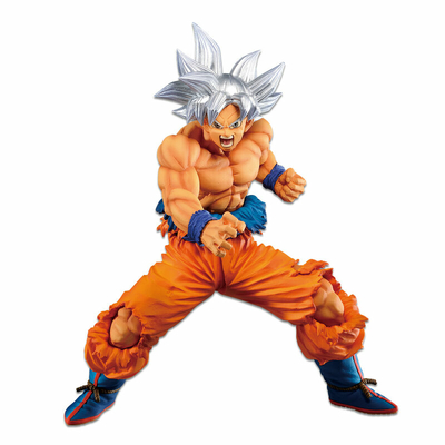 Statuette Dragon Ball Super Ichibansho Son Goku Ultra Instinct VS Omnibus 20cm