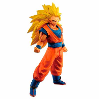 Statuette Dragon Ball Super Ichibansho Super Saiyan 3 Son Goku VS Omnibus 25cm