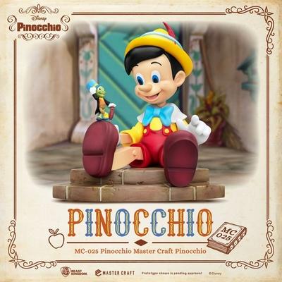 Statuette Disney Master Craft Pinocchio 27cm