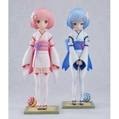 Statuettes Re:ZERO Starting Life in Another World Rem & Ram Osanabi no Omoide 18cm