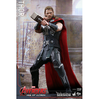 Figurine Avengers L'Ère d'Ultron Movie Masterpiece Thor 32cm
