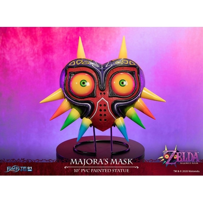 Statuette The Legend of Zelda Majora's Mask Standard Edition 25cm