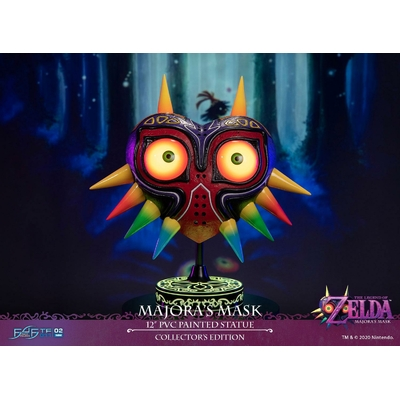 Statuette The Legend of Zelda Majora's Mask Collectors Edition 30cm