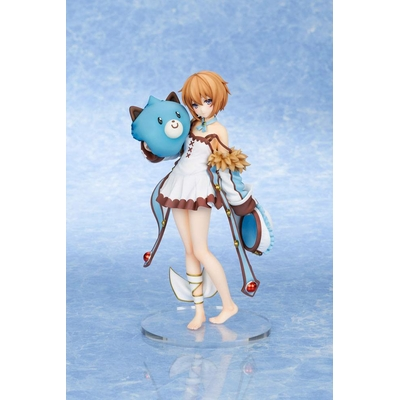 Statuette Hyperdimension Neptunia Blanc Wake Up Version 20cm