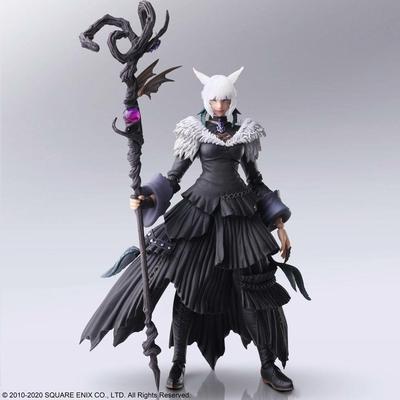 Figurine Final Fantasy XIV Bring Arts Y'shtola 14cm