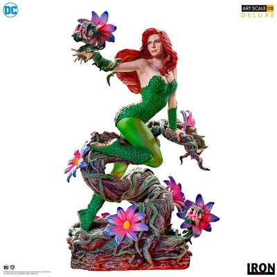 Statuette DC Comics Art Scale Poison Ivy by Ivan Reis 20cm