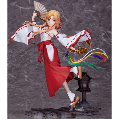 Statuette Sword Art Online Alicization War of Underworld Asuna Miko Ver. 23cm